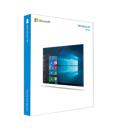 Windows 10 Home - hmotná licence (USB-DVD)