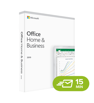 Office 2019 Home & Business - elektronická licence