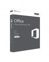 Office 2016 Home & Business MacOS - hmotná licence