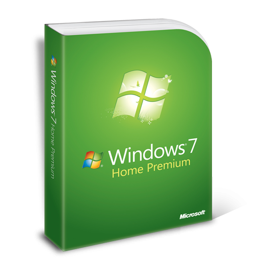 Windows 7 Home Premium - Hmotná licence