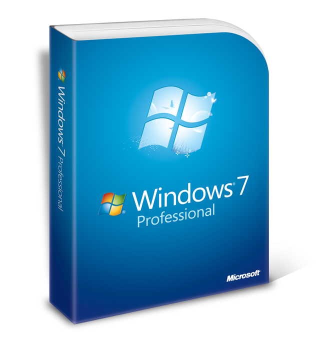Windows 7 Professional - Elektronická licence