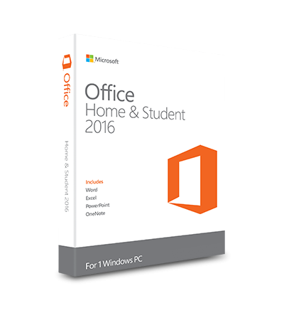 Microsoft Office 2016 Home and Student ESD