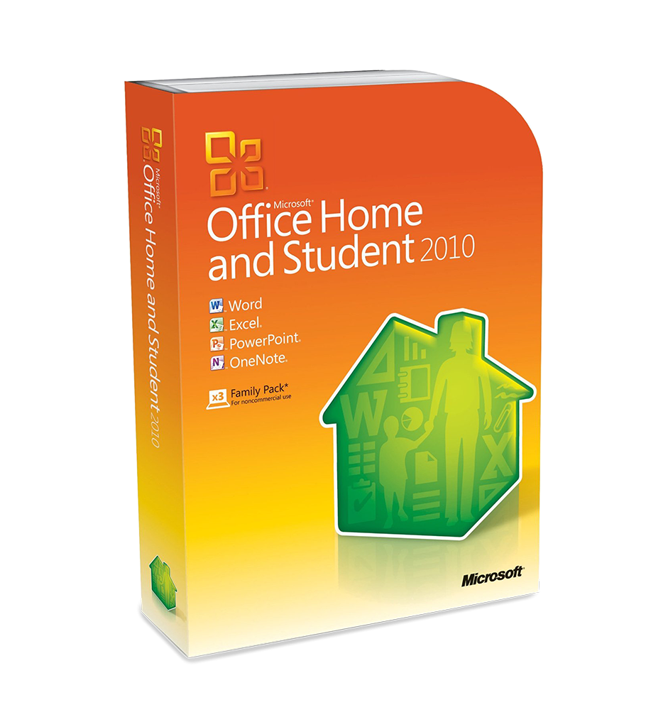 Microsoft Office 2010 Home and Student ESD