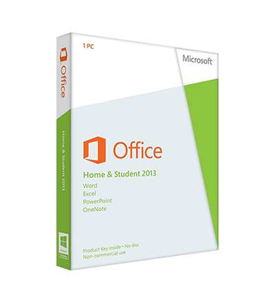Microsoft Office 2013 Home and Student ESD