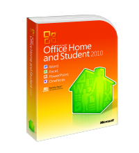 Microsoft Office 2010 Home and Student - elektronická licence