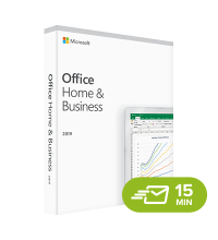 Office 2019 Home & Business MacOS - elektronická licence